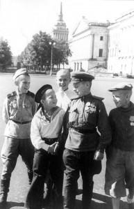 Leningrad 1945