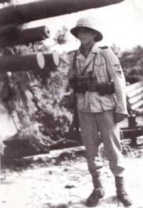 """Żołnierz 16. Dywizji Grenadierów Pancernych SS """"Reichsführer SS"""""""