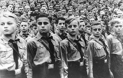 Dzieci wojny. Część 2: Hitlerjugend [foto]
