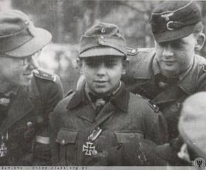 Walki o Lubań, 1945 r.